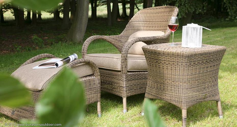 wobble chair uk hanging hammock chairs outdoors how to fix a wobbly wicker garden hayes world resin weave