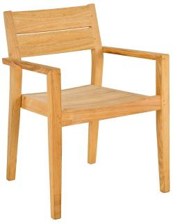 wooden garden chairs uk modern wire chair hayes world a stackable hardwood armchair