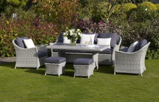 rattan sofa set uk bed garden furniture hayes world the stylish monterey casual lounge suite will take centre stage in or conservatory