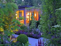 Bedroom Garden Design - Hayes Ryan Landscape Architects
