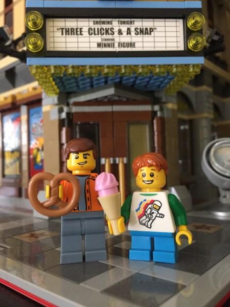 Lego Youtube Profile