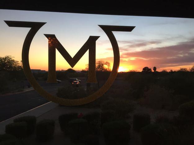 Mastro's Steakhouse Sunset Scottsdale AZ