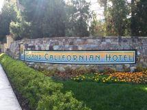 Disney Grand Californian Hotel Sign