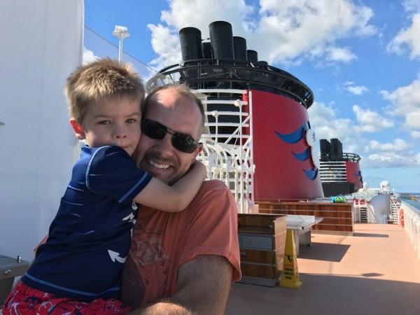 2017 Disney Dream 3 Night Bahamas Cruise Sawyer 5th