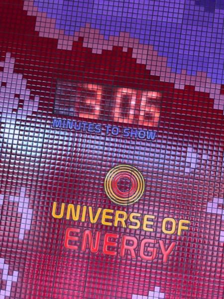 Epcot - Universe of Energy