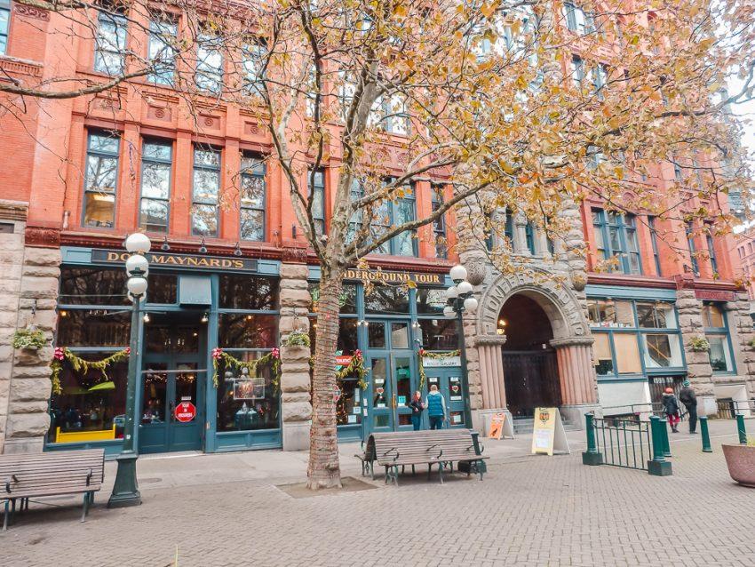 Budget travel guide to Seattle, Washington: stick to free tours.