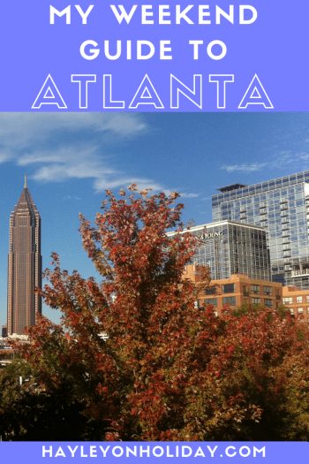 How to spend the weekend in Atlanta, Georgia with a CityPASS