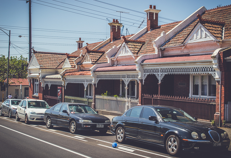 North Melbourne houses