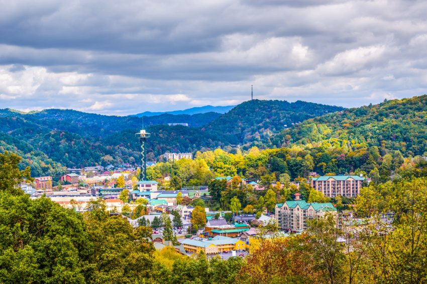 Where to stay in Gatlinburg, Tennessee