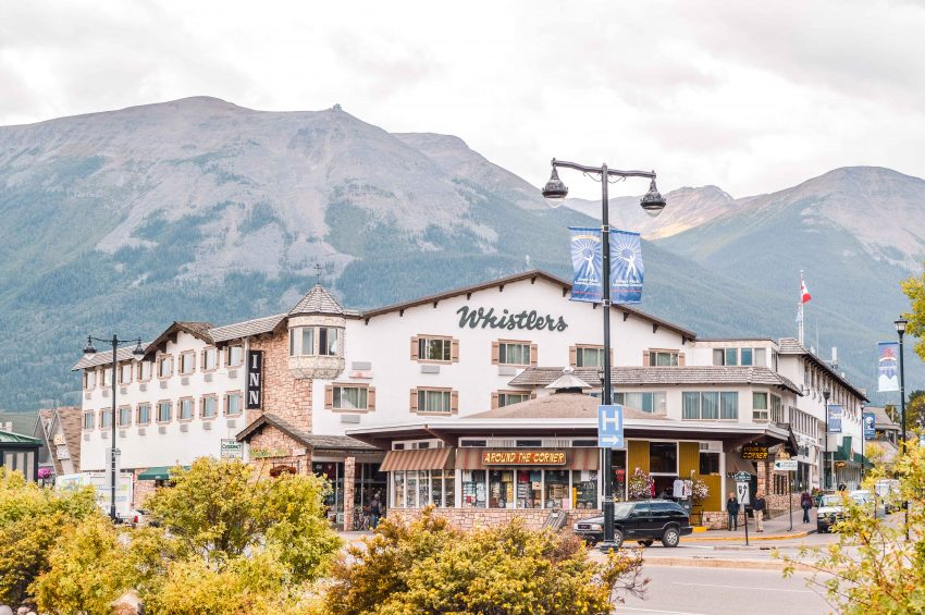 Exploring Jasper in the Canadian Rockies. Add it to your Canada holiday itinerary.