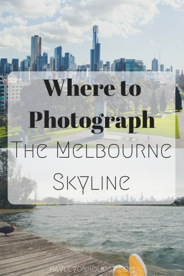 Find out the best places to take Melbourne skyline photos from a Melbourne local. From St Kilda to the city, these are Melbourne's best photography locations.