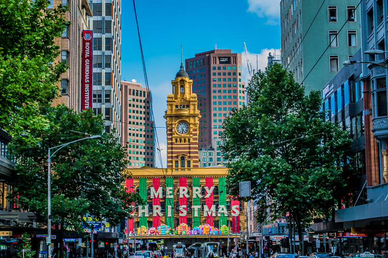 Celebrate an Australian Christmas in Melbourne