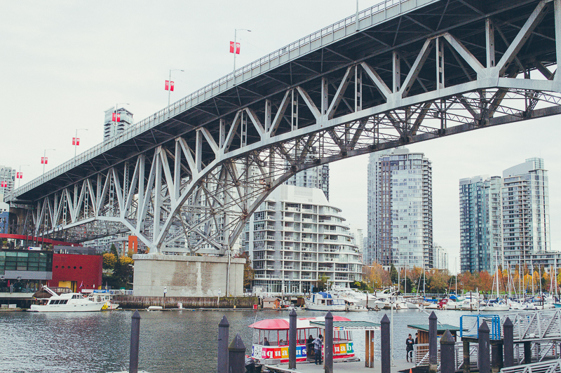 Things to do in Vancouver: visit Granville Island