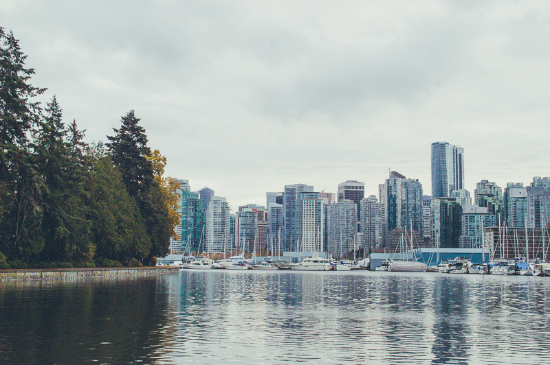 24 hours in Vancouver: visit Stanley Park