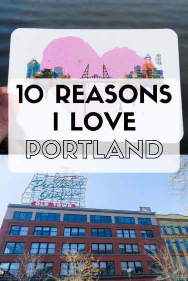 10 Reasons I Love Portland. Click to find out why Portland in Oregon is one of the best cities in America.