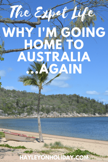 The story of the expat who decides to move to Australia, again, and leave Canada, again. Click to read about why I've made this decision.