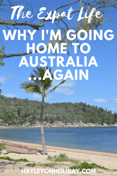 Why I've decided to move to Australia again. Read an expat's experience moving from Australia to Vancouver...twice!