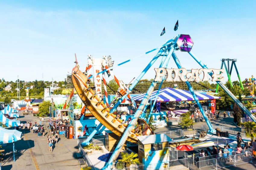 Five Reasons Why I Love Going to the Fair at the PNE
