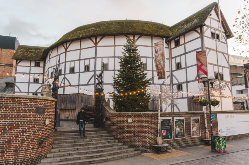 London Christmas at Shakespeare's Globe