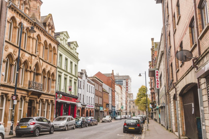 Belfast is definitely a place to visit on any Ireland and Northern Ireland itinerary.
