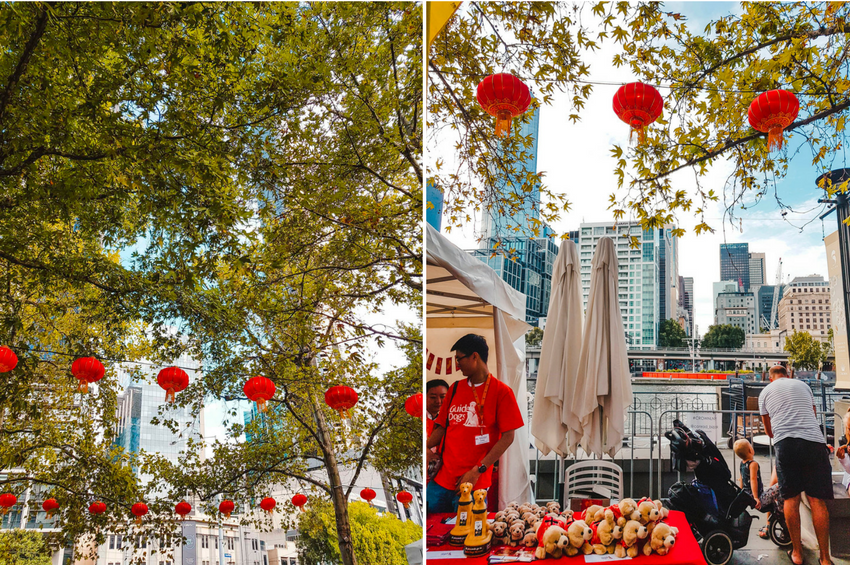 Chinese New Year in Melbourne, Australia