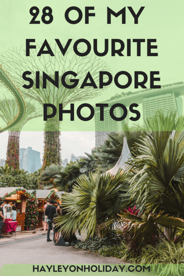 28 of my favourite Singapore photos. Looking for photo locations, Instagrammable places, or interesting things to do in Singapore? Then check out my photo guide on Hayley on Holiday today!