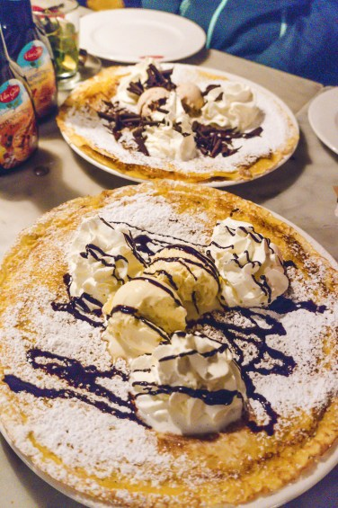 Amsterdam Food: The Pancake Bakery