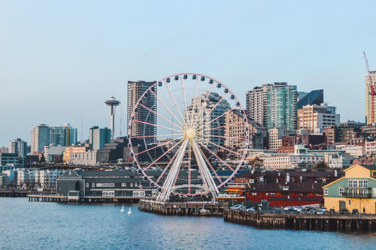 Best places to travel alone in the US: Seattle, Washington