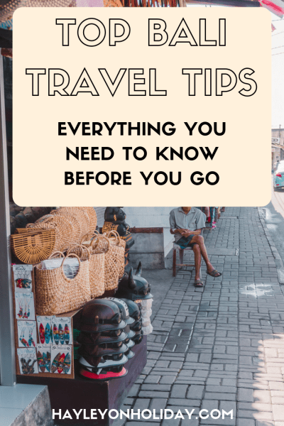 As a seasoned Bali traveller, I'm letting you in on all of my top Bali travel tips. From bartering to transport to first aid kit essentials, here's everything you need to know before you visit Bali.