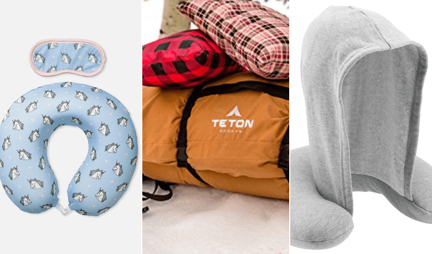 Travel related Christmas gifts for travel lovers.