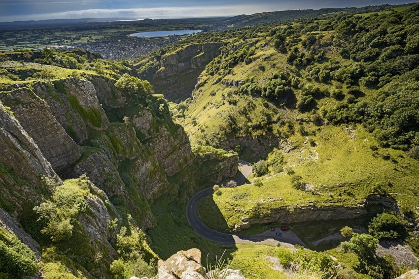 Check out the best Bristol day trips, including to Cheddar Gorge and Caves.