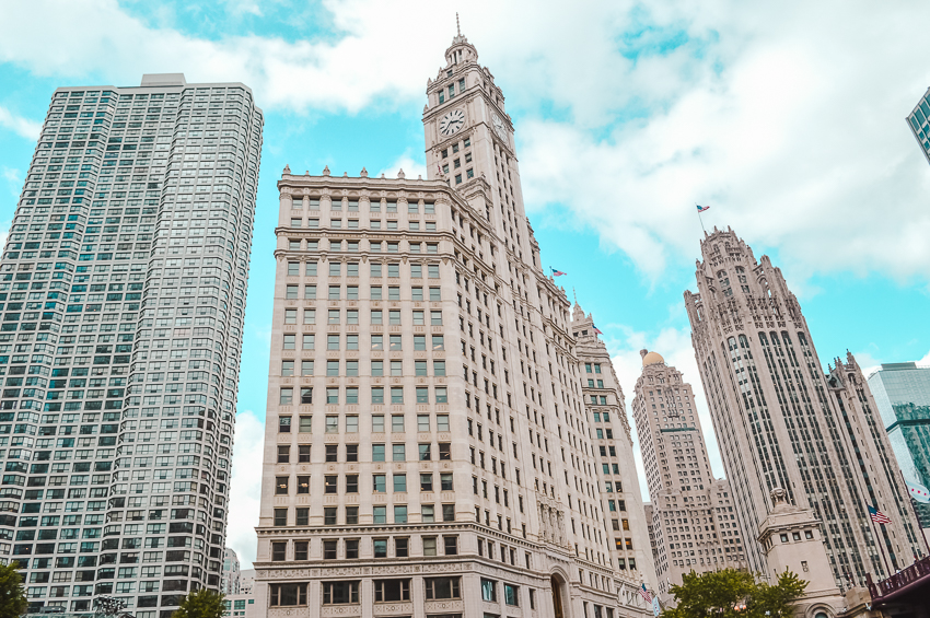 Things to do in Chicago: free walking tour