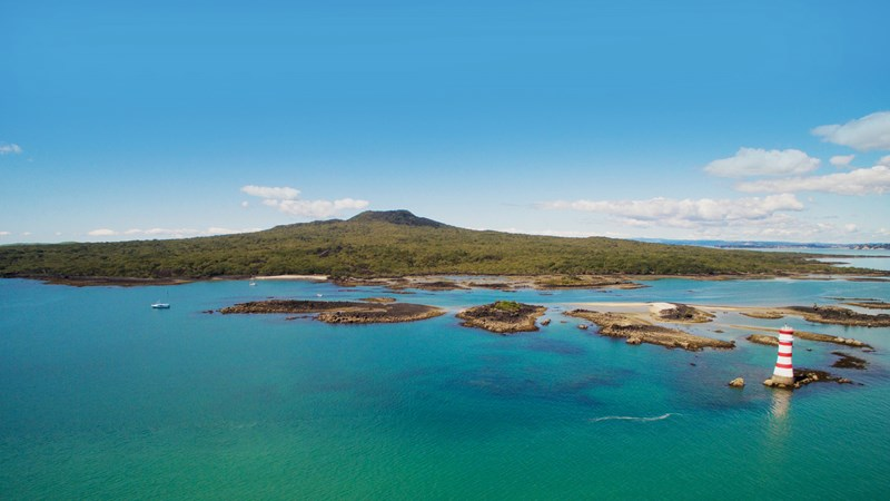 Day trips from Auckland: Rangitoto Island