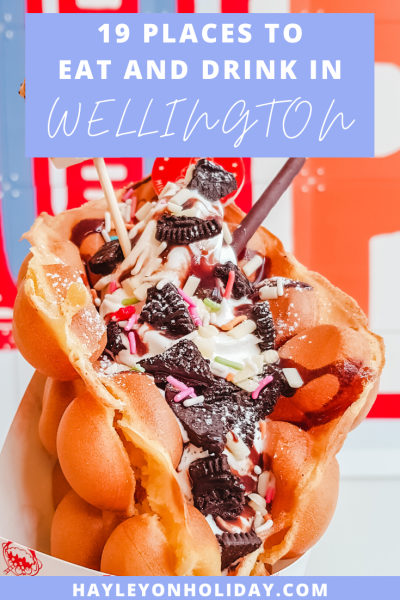 Where to eat in Wellington - the best Wellington restaurants and cafes.