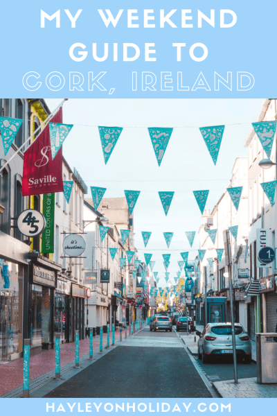 Weekend guide to Cork - here are the best things to do in Cork and where to stay on a weekend getaway.