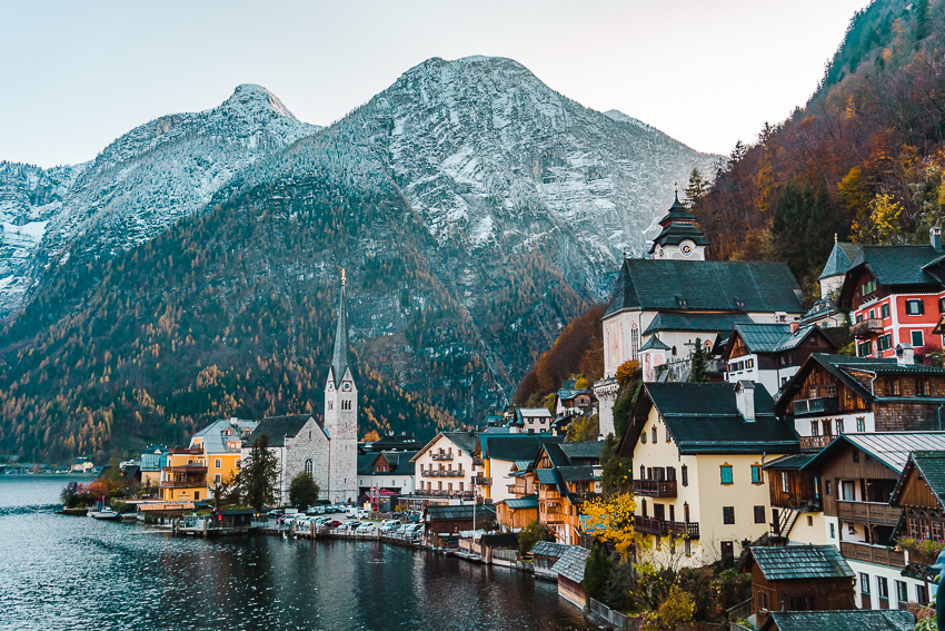 The best places to visit in 2020 - Hallstatt, Austria