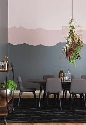 Choosing Colour For Your Feature Wall Haymes Paint