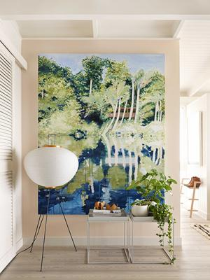 hanging chair interior what is a shower decorating ideas - haymes paint