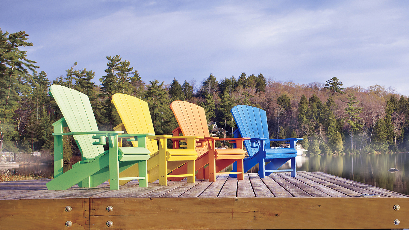 What Is An Adirondack Chair Amp How To Shop For One Hayneedle