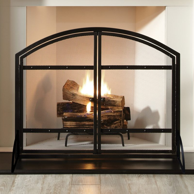 Fireplace Screen Buying Guide Hayneedle