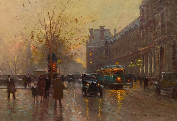 Edouard Leon Cortes  Artist Biography and Works for Sale