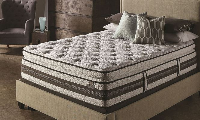 Picture Of Serta Iseries Prominence Queen Mattress
