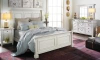 Stoney Creek Coastal Queen Panel Bedroom | Haynes Furniture