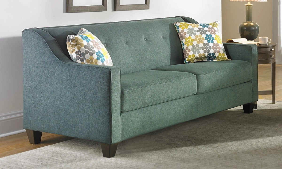 reclining chair and a half slipcover swing indoor canada addison sofa 4 seater pillow back dfs sofas - thesofa
