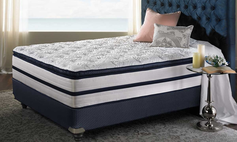 iTwin Melodic Firm 14 Queen Mattress  Haynes Furniture