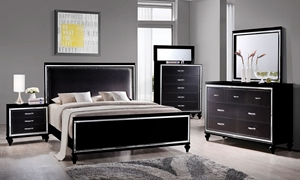Mission bedroom furniture