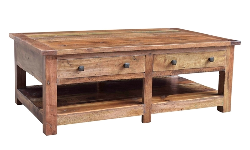 Handcrafted Solid Wood Furniture