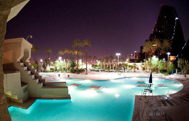 Luxor Hotel Las Vegas  Luxury Hotels  Hays Faraway