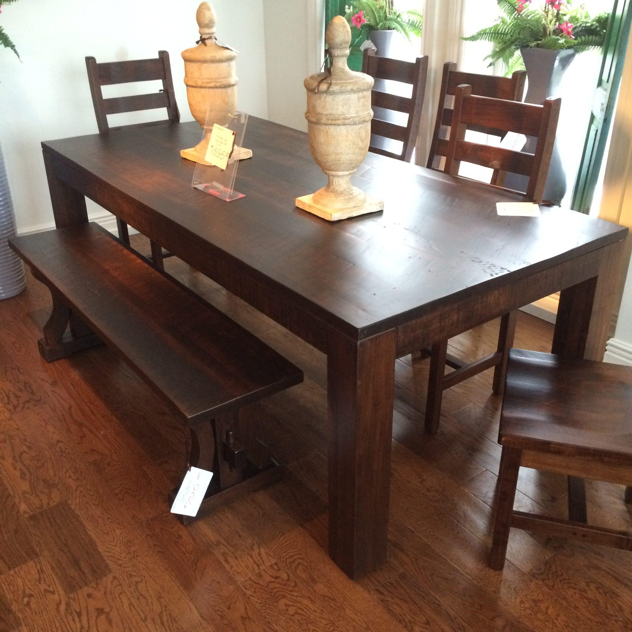 maple kitchen table honest dog food reviews heidleburg solid dining hayward s the best furniture st john newfoundland