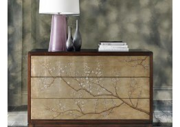 """""""AWESOME BLOSSOM"""" ACCENT CHEST / DRESSER"""